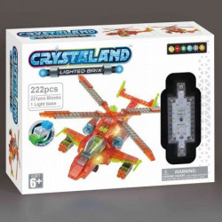 Crystal kocke Helikopter ( 31-843000 )
