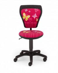 Dečija daktilo stolica Ministyle TS22 GTP28-BL Butterfly SH