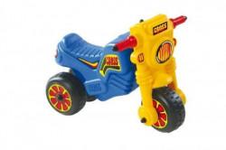 Dečija guralica Cross 1 Motor Bike plava ( 540113 )