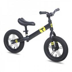 """Dečiji bicikl BALANCE BIKE 12"""" crna/žuta ( 540205 )"""
