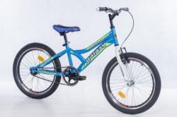 "Dečiji Bicikl Casper 200 20""/1 Kontra plava/neon žuta ( 650074 )"