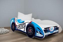 Dečiji krevet 160x80cm (formula1 ) RACE CAR ( 7436 )