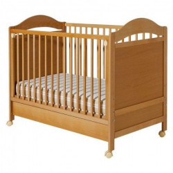 Dečiji krevetac - Teddy natur sa fiokom ( 008 )