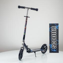 Dečiji Trotinet model 657 nosivost do 50kg - Crni