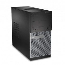 Dell OptiPlex 3020 MT Core i3-4150 2-Core 3.5GHz (3.7GHz) 4GB 500GB Ubuntu + tastatura + mis 3yr