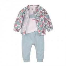 Dirkje komplet (duks jakna,majica,d. deo)devojčice ( A047331-68 )
