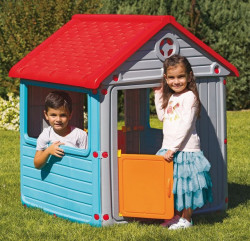 Dolu Kućica za decu - My First House ( 030122 )