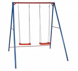 Double Fun 2 - velika ljuljaška za decu - metalna konstrukcija 120x160x200 (1065)