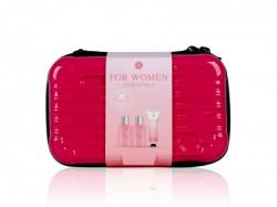 Essentials, set za putovanja, za žene, roze ( 550071 )