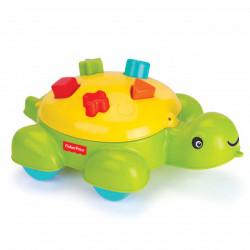 Fisher Price Didaktička kornjača za pogađanje oblika ( 018045 )