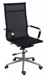 Fotelja VIVA crna mreza ( SB-Y1847 )