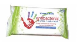 Freshsoft vlažne maramice antibakterijske 15 komada ( 0401023 )