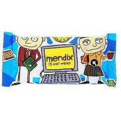 Freshsoft vlažne maramice Mendix pocket 15 komada 36pcs/disp ( 0401021 )