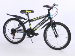 "Genesis RAPPER 20""/6 Bicikl BLK/GREEN/BLUE ( BCK0309 )"