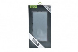 Golf Power bank EDGE5 5000mAh sivi 2xUSB ( 00G57 )