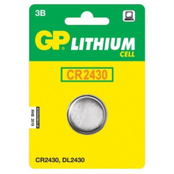 GP baterije 3V ( CR2430-C5 )