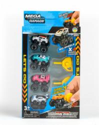 Hk Mini, igračka set autića na potezanje ( A018042 )