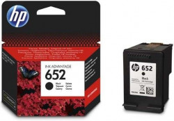 HP 652 Black Ink Cartridge F6V25AE ( Z49652B )