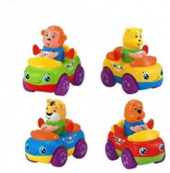 Huile toys Igracka animal car 8 kom 12+ m. ( HT356B )