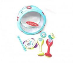Infunbabe Igracka za bebe moji prvi bubnjevi 2g+ ( ML6601 )