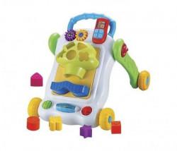 Infunbebe igracka za bebe guralica sa aktivnostima 12m+ ( PL9002 )