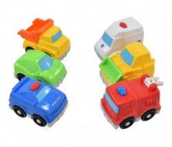Infunbebe Igracka za bebe mini vozila 12m+ ( PL2800 )