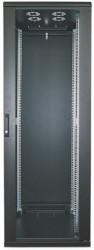 """Intellinet 19"""" Network Rack, Flatpack, 22U, Black, 1144 ( 0713178 )"""