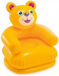 Intex Happy Animal fotelja na naduvavanje za decu ( 68556 ) Meda