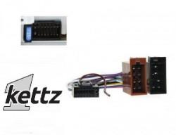 Iso konektor Kettz ISO-JVC.1 ( 01-596 )
