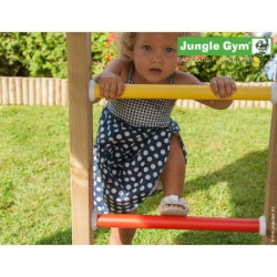 Slika Jungle Gym - Jungle Barn toranj sa toboganom