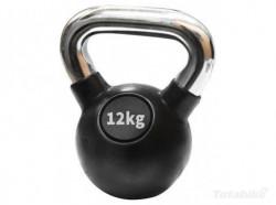 Kettlebell Ručni teg gumiran 12 kg ( 291323 )