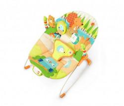 Kids II be ljuljaška ležaljka sa vibracijom Little Explorer 60255 ( SKU60255 )