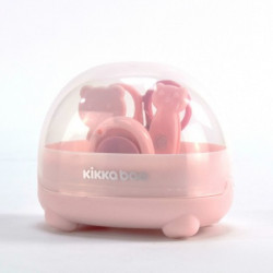 KikkaBoo manikir set za bebe 4 dela bear pink ( KKB90061 )