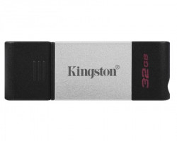 Kingston 32GB DataTraveler 80 USB-C 3.2 flash DT8032GB