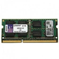 Kingston 8GB SODIMM 1600MHz DDR3 Non-ECC CL11 ( KVR16S11/8 )