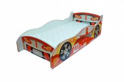 Krevet za decu Formula GTI 48 Crvena 160*80 cm - model 801