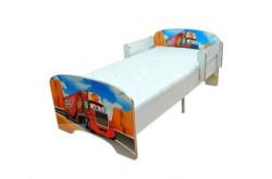 Krevet za decu Red Truck 160x80 cm - model 804