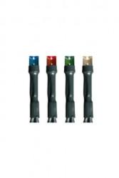 Lampice za jelku sa 200 višebojnih LED dioda ( KII200/M )