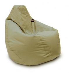 Lazy Bag - fotelje - prečnik 90 cm - Bež