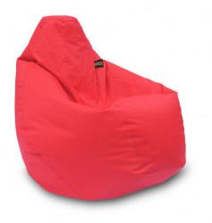 Lazy Bag - fotelje - prečnik 90 cm - Crveni