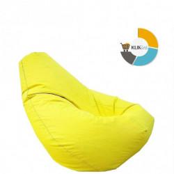 Lazy BAG JUMBO XXL žuti ( 270x130 )