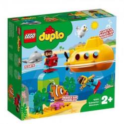 Lego duplo submarine adventure ( LE10910 )