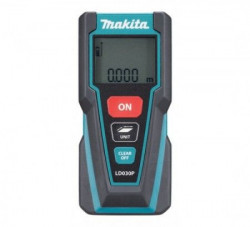 Makita Laserski Daljinomer Do 30m LD030P