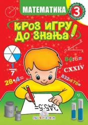 Matematika 3 - Kroz igru do znanja ( 670 )