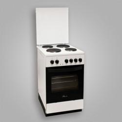 MBS E 501 W2 elektro štednjak sa ventilatorom - beli