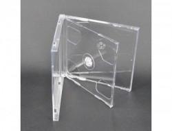 MediaRange Kutija za 2 diska 10.4mm providna BOX23-T ( 955P/Z )