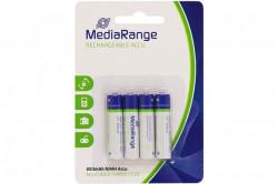 MediaRange MRBAT120 Punjive baterije 4 kom 800MAH AAA