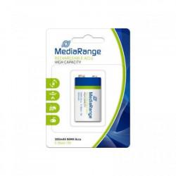 MediaRange MRBT124 punjive baterije NiMH Accu E-Block 6HR61/HR22|9V ( 1249V )