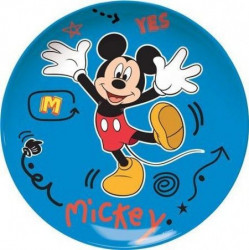 Mickey mouse tanjir 22 cm ( 0127014 )