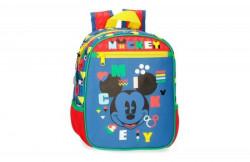 Mickey ranac 28 cm plava ( 43.821.21 )